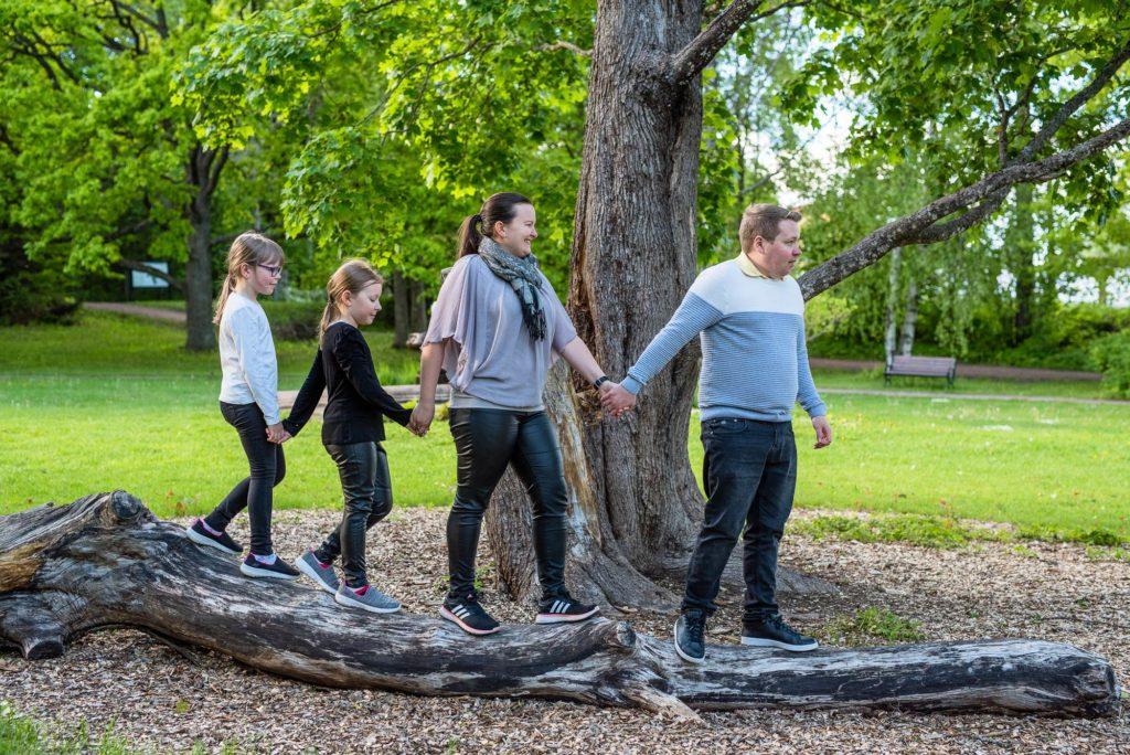 Sosiaalihuoltopalvelut perheille, tukea lapsiperheille